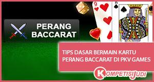 tips dasar bermain kartu