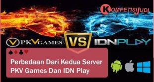 Perbedaan Dari Kedua Server PKV Games Dan IDN Play